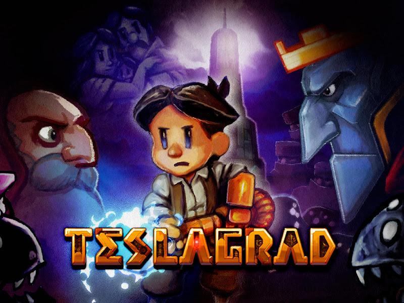 Teslagrad Screenshot 8