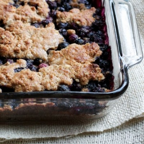 [Whole Grain] Blueberry Breakfast Bars