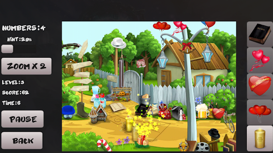 Magic place. Hidden Objects - screenshot