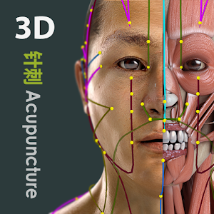 Visual Acupuncture 3D for Android