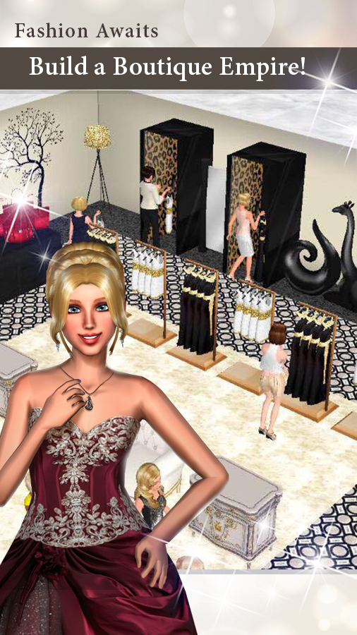 Fashion Empire - Boutique Sim Screenshot 0