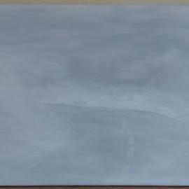Ontmoeting tussen hemel en aarde by Kris Van den Bossche - Painting All Painting