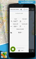 Screenshot of Locus Map Pro - Outdoor GPS