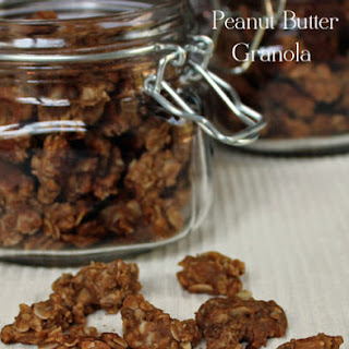 Homemade Peanut Butter Granola Recipes
