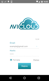 AviCloud - screenshot