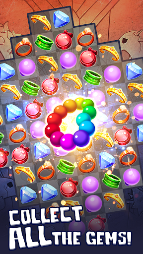 Ancient Jewels Match 3 For PC