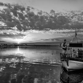 by Veli Toluay - Black & White Landscapes