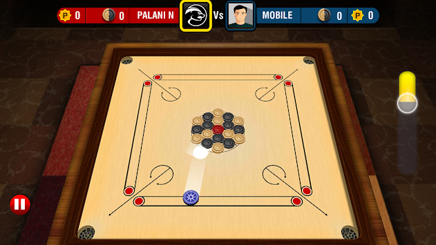 Real Carrom 3D : Multiplayer APK screenshot thumbnail 8