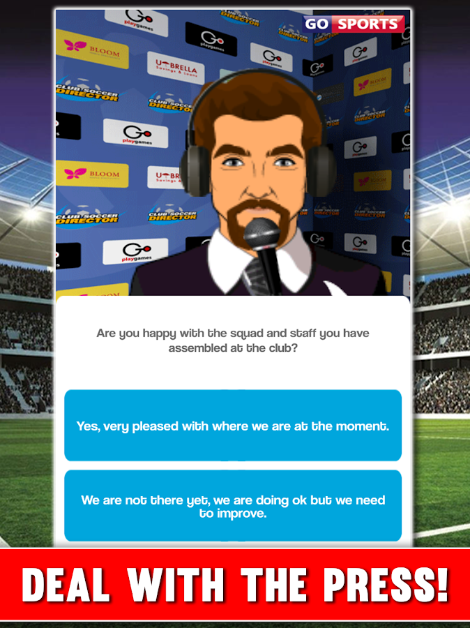Club Soccer Director - Soccer Club Manager Sim Screenshot 12