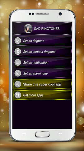 android Sad Ringtones Screenshot 4