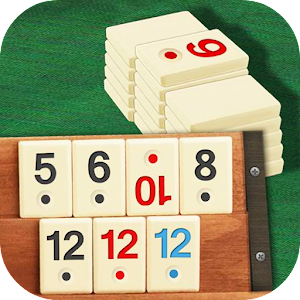 Gin Rummy Board Game - OKEY