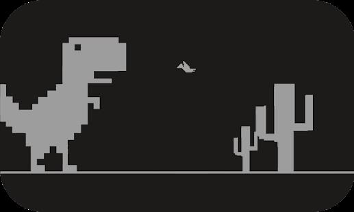 Game Dino chrome T-rex Runner APK for Windows Phone