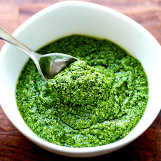 Spinach & Parsley Pesto