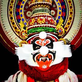Dance form by Nandu Menon - People Musicians & Entertainers