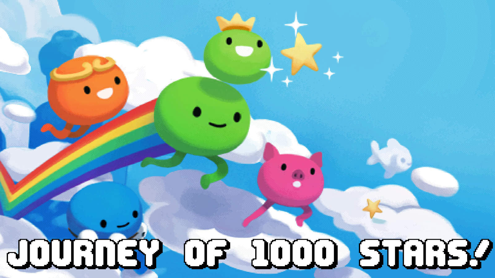 Journey of 1000 Stars Screenshot 0