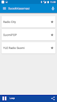 Screenshot of Nettiradio