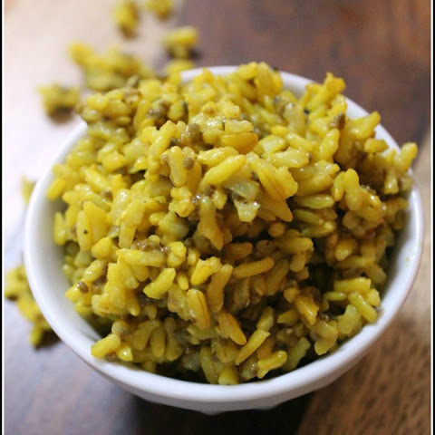 Turmeric and Black Pepper Brown Rice