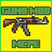 GUNS Mod for mcpe APK for Bluestacks