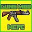 APK App GUNS Mod for mcpe for iOS
