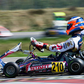 Love carting by Wendy Chlum - Sports & Fitness Other Sports ( speed, sport, fast, carting )