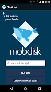 MobDisk - screenshot