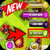 Free Gems Clash of Clans - Prank