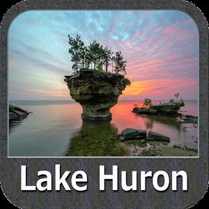 Lake Huron GPS Map Navigator For PC / Windows 7/8/10 / Mac – Free Download