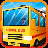 Free Blocky Urban City Schoolbus 3D APK for Windows 8