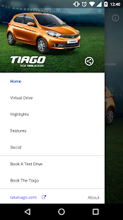 Tiago Virtual Drive - screenshot