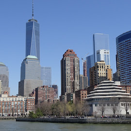 NEW YORK by Ramade Genevieve - Buildings & Architecture Other Exteriors (  )