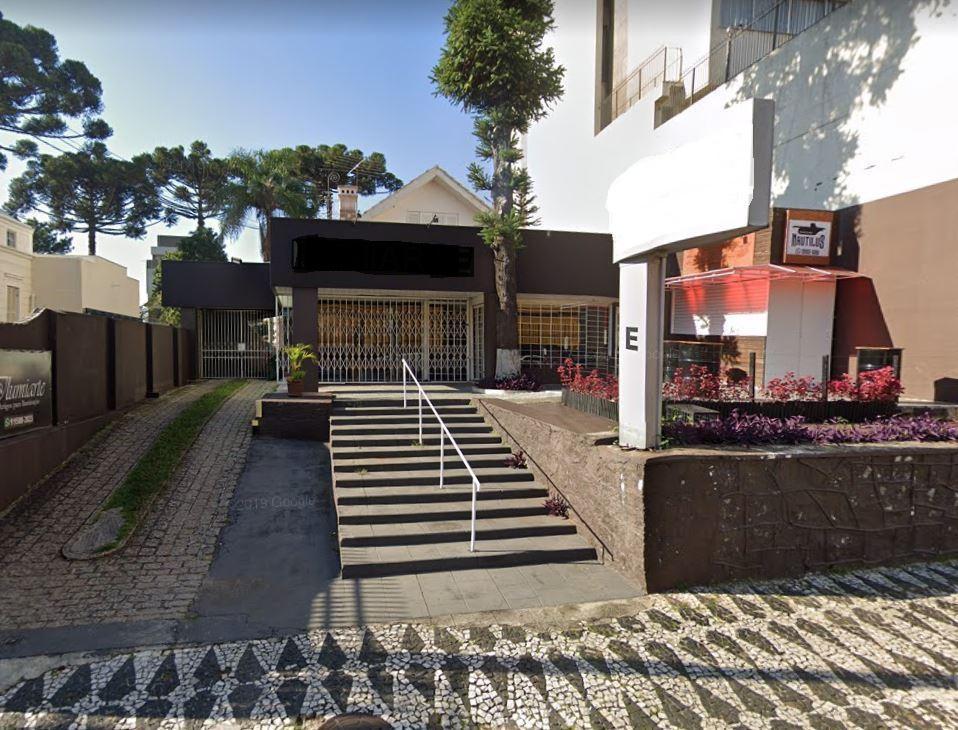 CA0126-ROM, Casa, 224 m² para alugar no Alto da Glória - Curitiba/PR