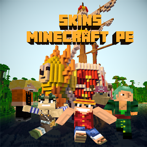 Download Anime AND Movie Skin For MCPE For PC Windows and Mac