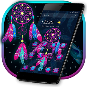 Dreamcatcher Launcher Magical Theme For PC