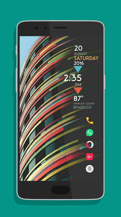 minimo kwgt Screenshot 7