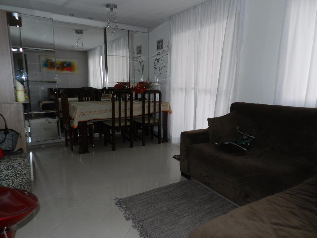 Apartamento residencial à venda, Vila das Bandeiras, Guarulh