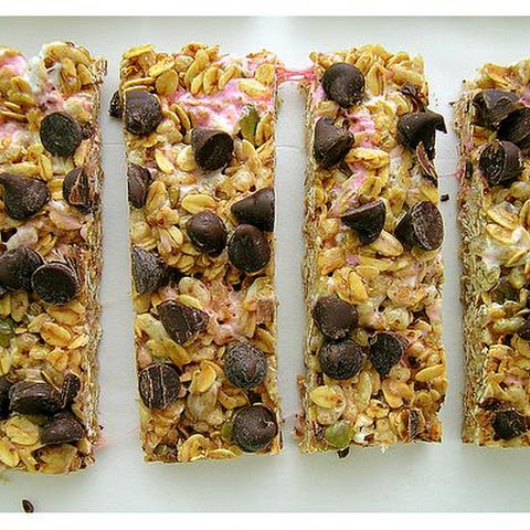 No - Bake Granola Bars