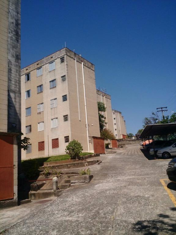 Apartamento residencial à venda, Dic III (Conjunto Habitacio...