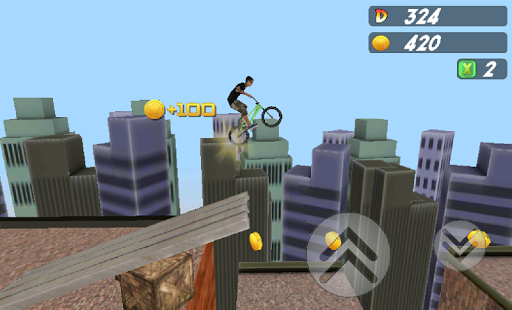 PEPI Bike 3D APK for Bluestacks