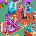 Game Makeup Spaholic Hair Salon apk for kindle fire