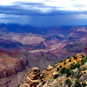 grand canyon by Aritri Rhea - Landscapes Travel
