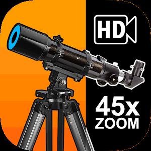 Telescope Pro 45x Zoom For PC / Windows 7/8/10 / Mac – Free Download