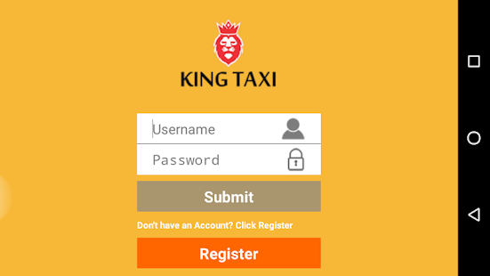 KingTaxi - screenshot