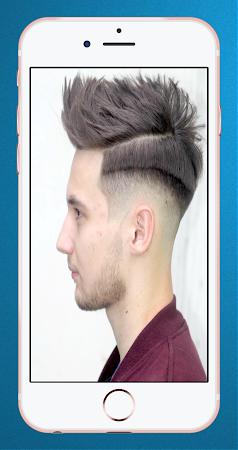 Men's Hairstyles 1.4 screenshot 2088769