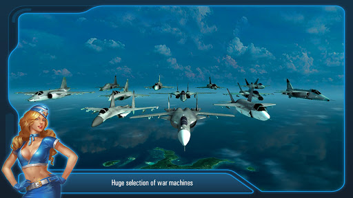 Battle of Warplanes: Air Wings - screenshot