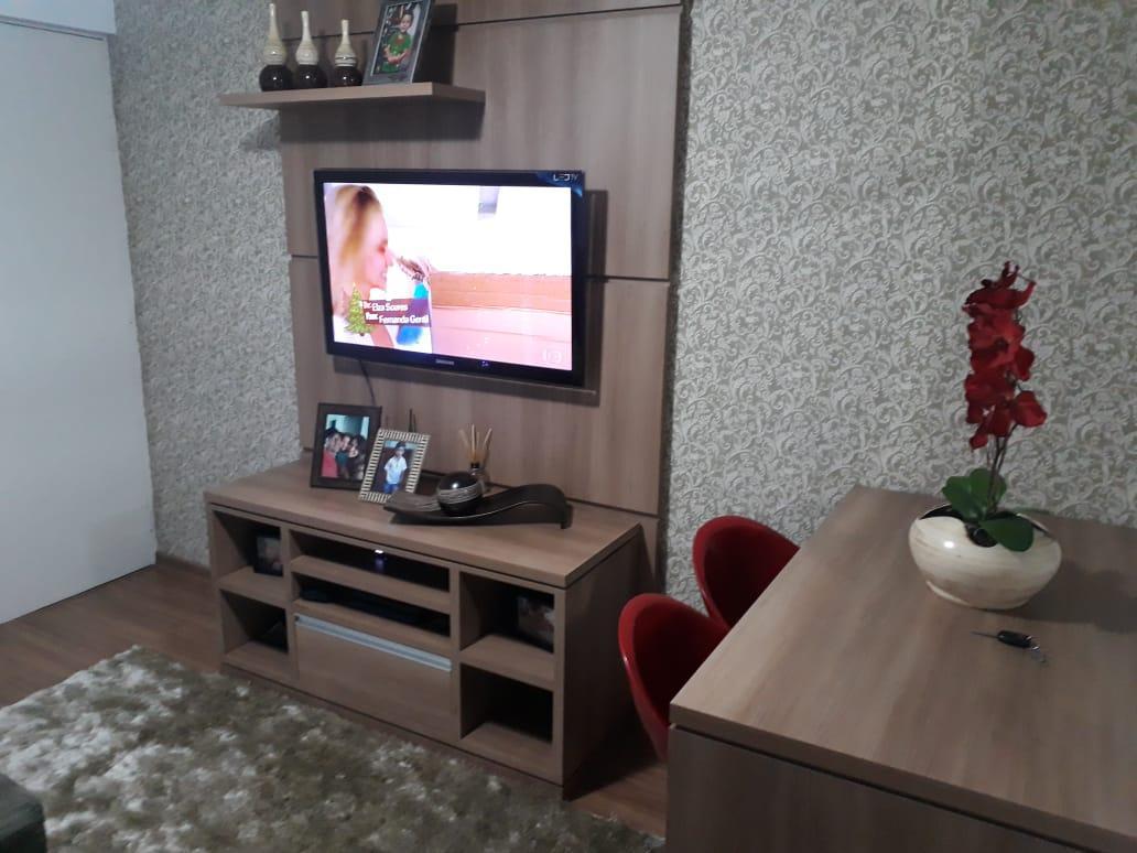 Apartamento com 2 dormitórios à venda, 50 m² por R$ 180.000 - Jardim Santa Maria (Nova Veneza) - Sumaré/SP