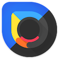 blackdrop - icon pack APK