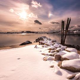 Skjærhalden - Hvaler by Svein Hansen - Landscapes Beaches ( hvaler, skjærhalden )