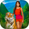 Download Wild Animal Photo Frames APK on PC