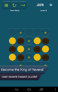 Reversi King - screenshot