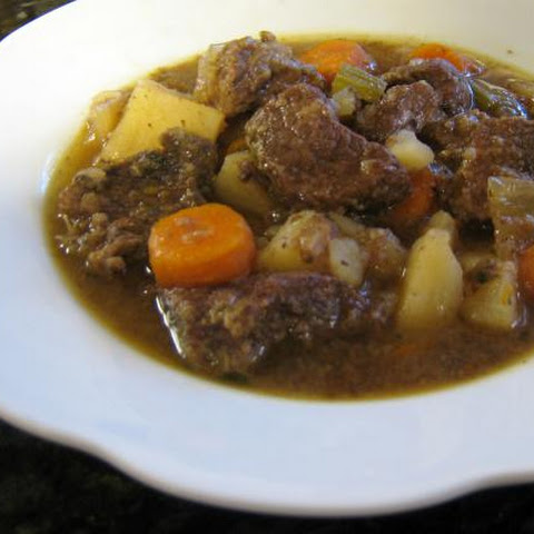 Slow Cooker Beef and Beer Stew